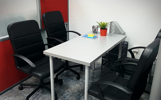 coworking space innovation package